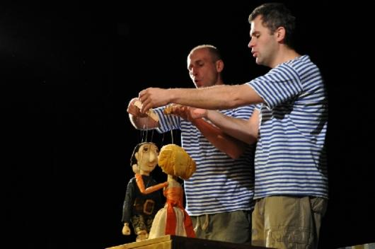 how to make marionettes